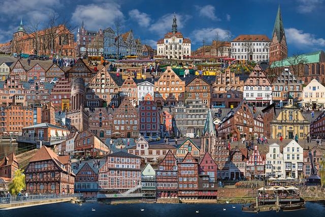 Collage Lüneburg