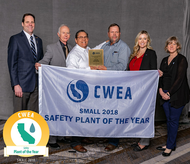 Safety: Plant of the Year Small: CDMSmith, USMC Southern Region Tertiary Treatment Plant