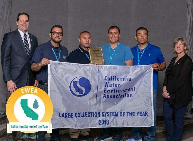 Collection System of the Year Large (Over 500 miles): Coachella Valley Water District
