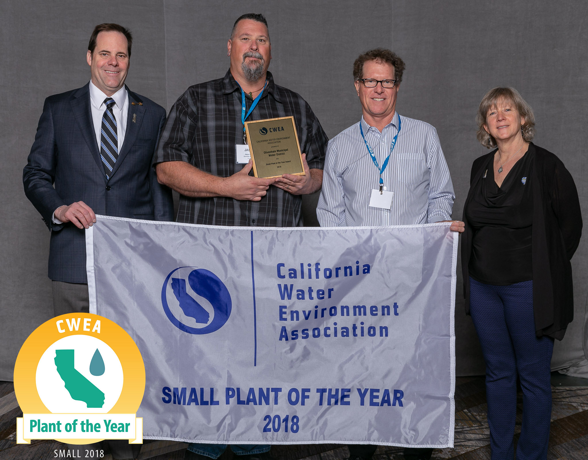 Small Plant of the Year: Olivenhain Municipal Water District