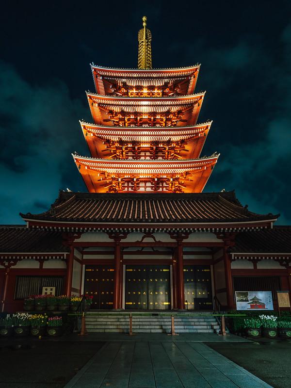 淺草觀音寺 Tokyo