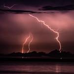 8. Märts 2019 - 13:28 - Thunderstorm, seen from Fannie Bay Foreshore, Darwin, Northern Territory, Australia