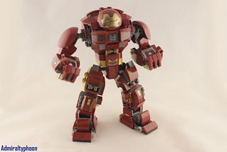 [MOD] Infinity War Hulkbuster