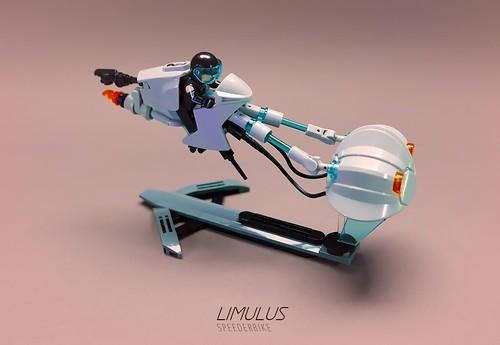 LIMULUS Lego MOC