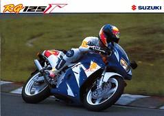 Suzuki RG 125 F Gamma 1996 - 0