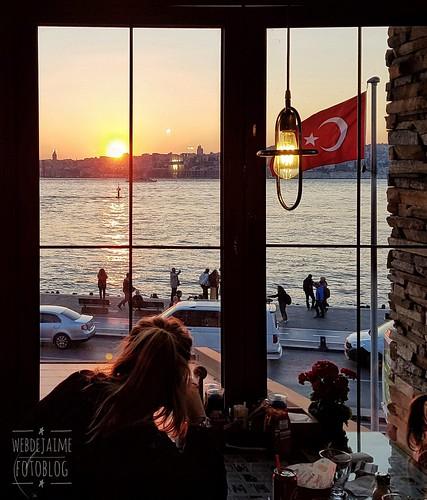 puestadesol sunset estambul istambul turquia