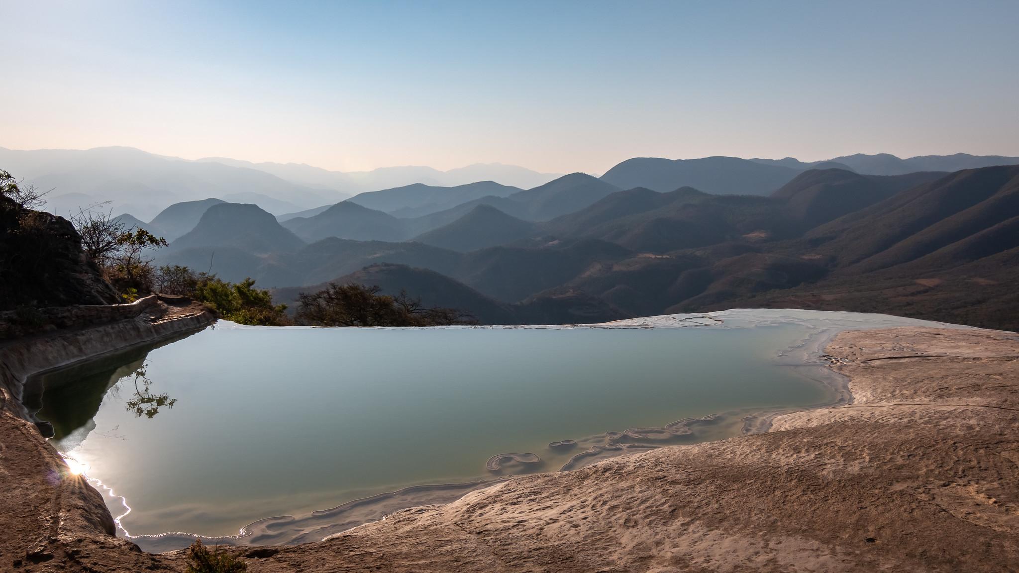 Hierve el Agua - Oaxaca - [Mexique]