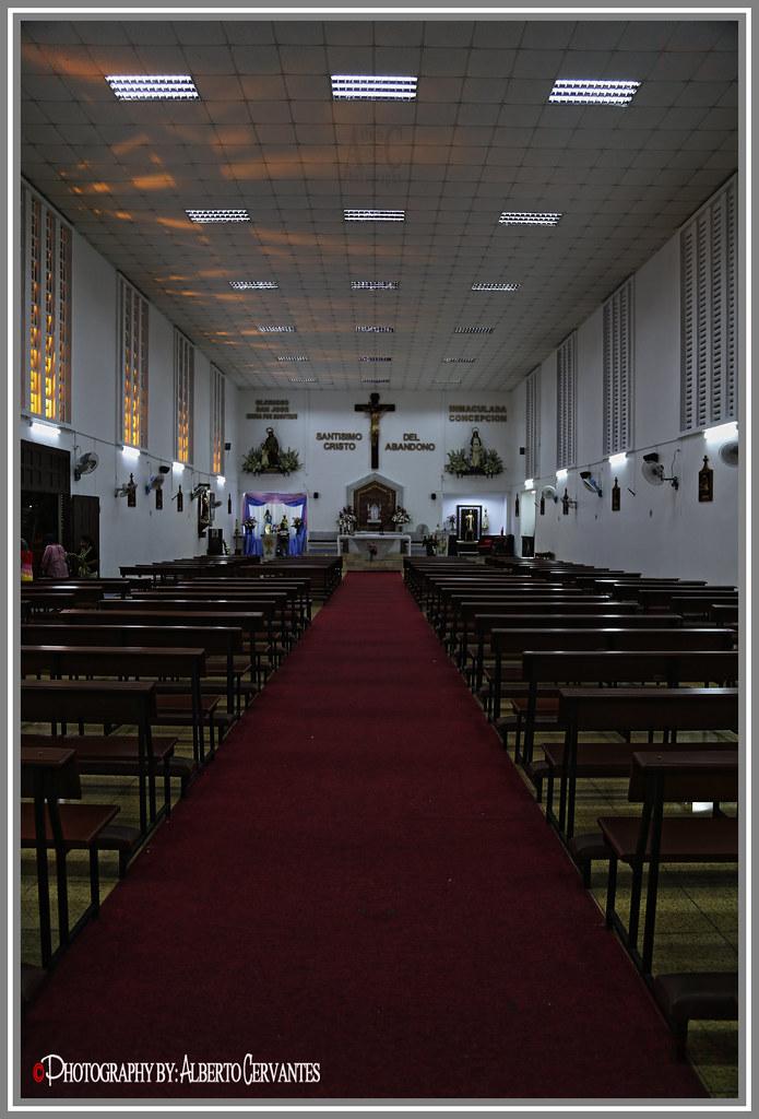 IGLESIA INMACULADA CONCEPCION. IMMACULATE CHURCH CONCEPTION. GUAYAQUIL  ECUADOR.