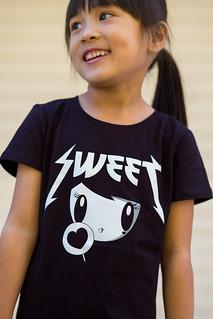 """""""Sweet Lolligag"""" Kids Tee"""
