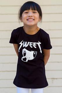 """Sweet Lolligag""  Kids T-Shirt"