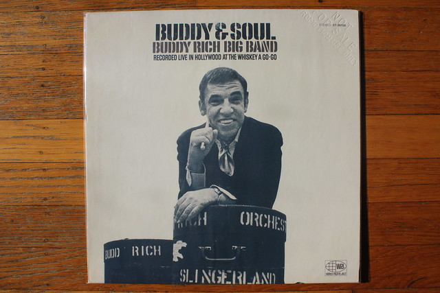 Buddy Rich Record ( 1969 )