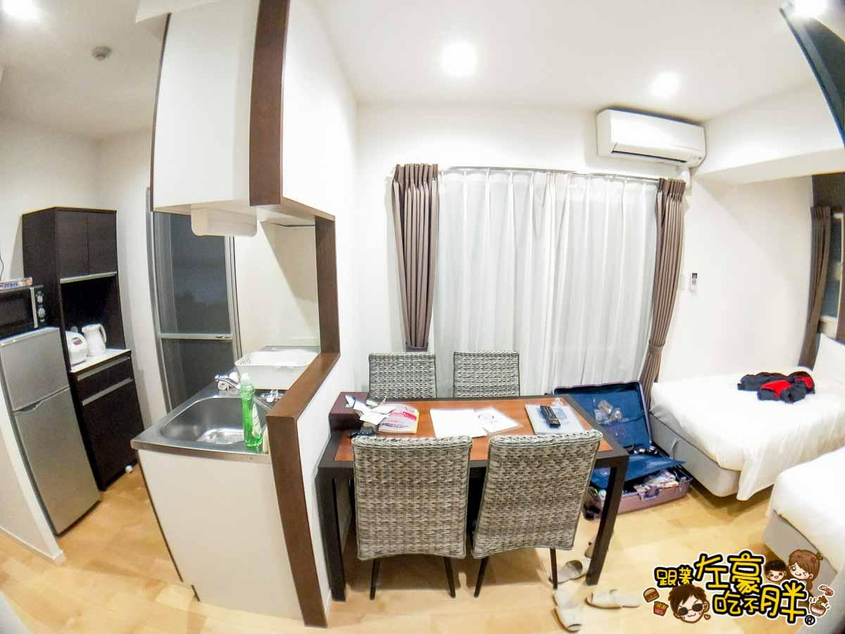 L's INN Naha Higawa(沖繩L公寓式旅店)-4