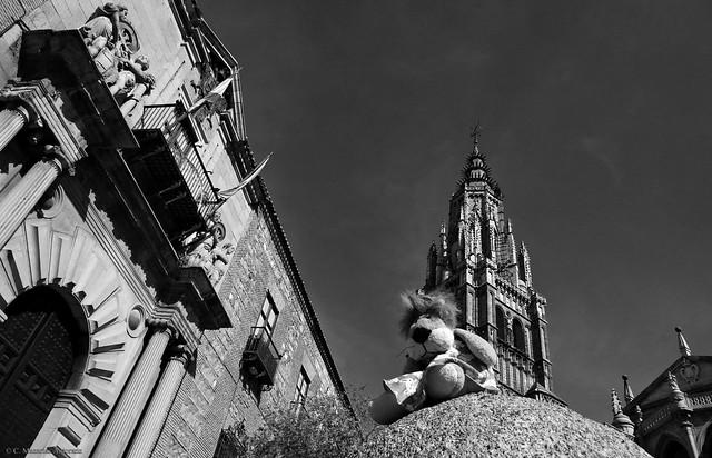 #Toledo, España. Catedral. #Explore