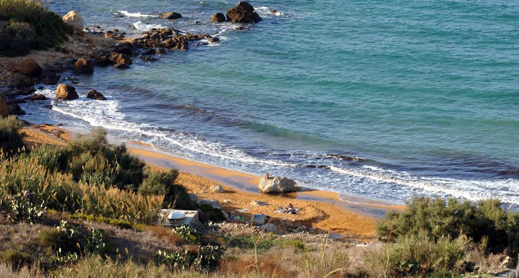 Gozo: San Blas Bay