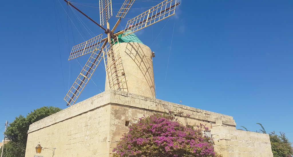 Ta'Kola Molen Gozo, Malta