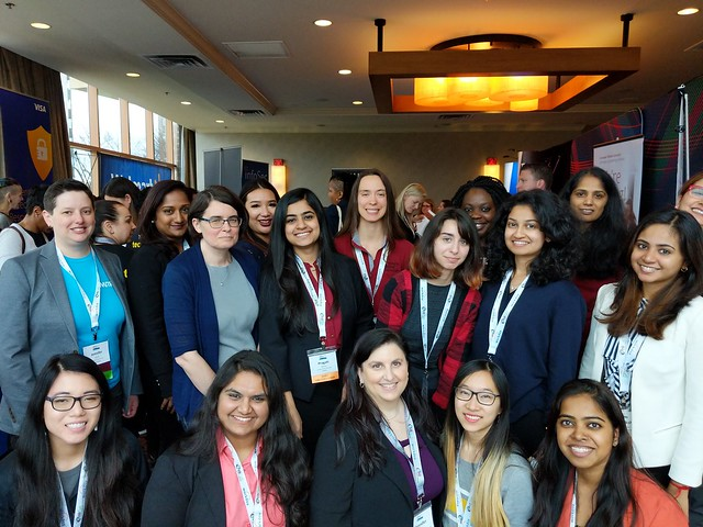 2018 Women in Cybersecurity