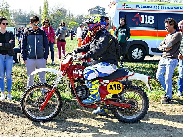 418    DESSI Antonino  Fantic  Motor Castel S.Pietro Term. D3- fino 125 cc 2T
