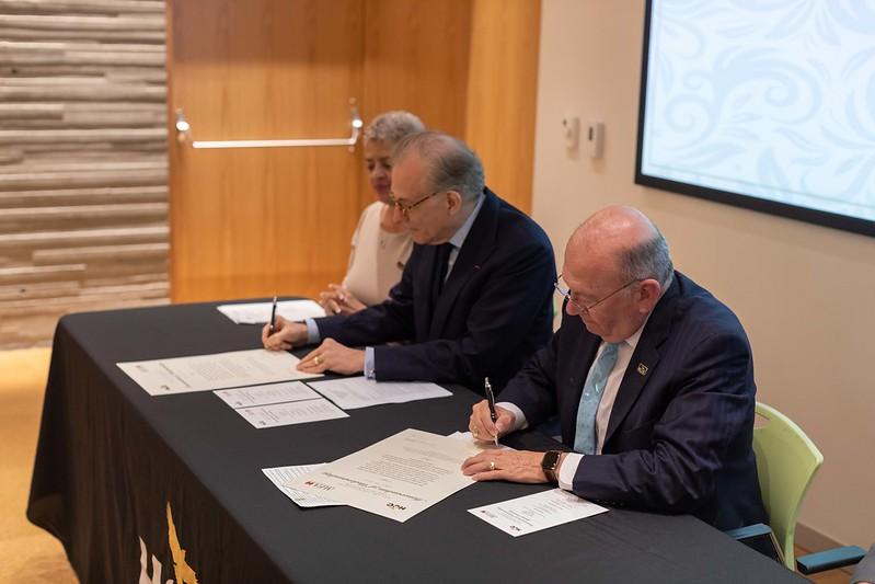 2019 HCC & MFAH Mou Signing