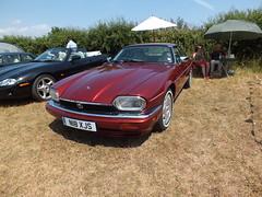 N18 XJS a 1995 3980cc Jaguar XJS