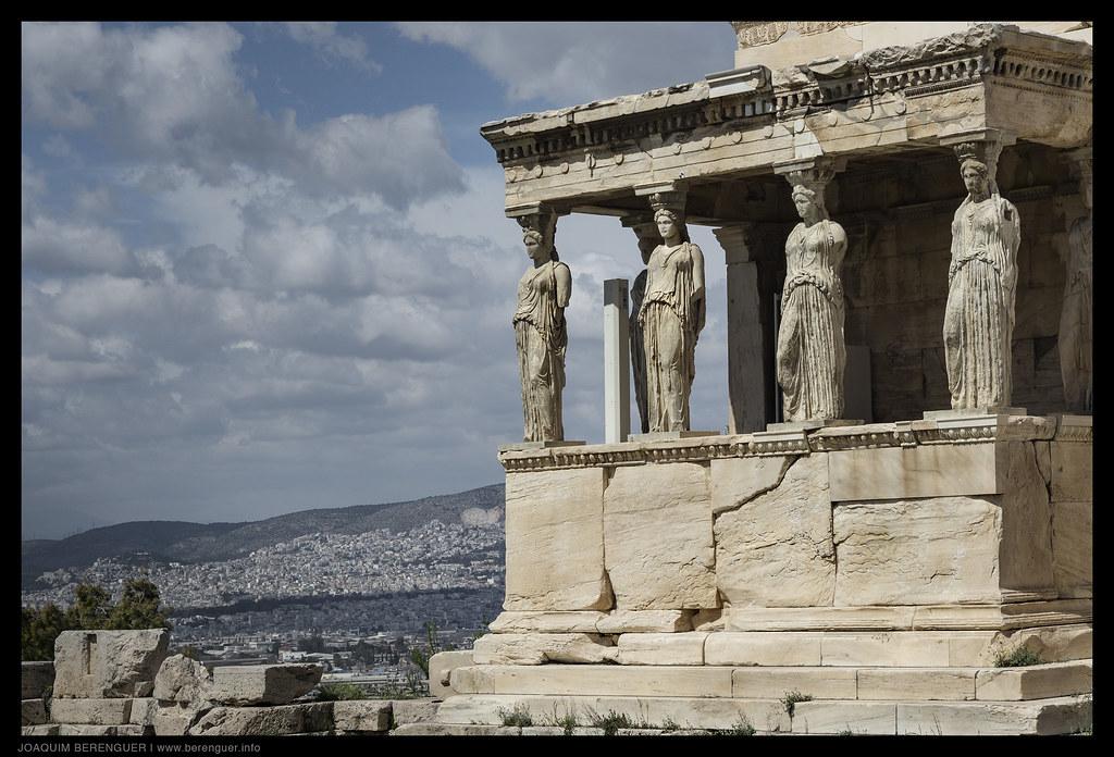Athens, Erechtheion