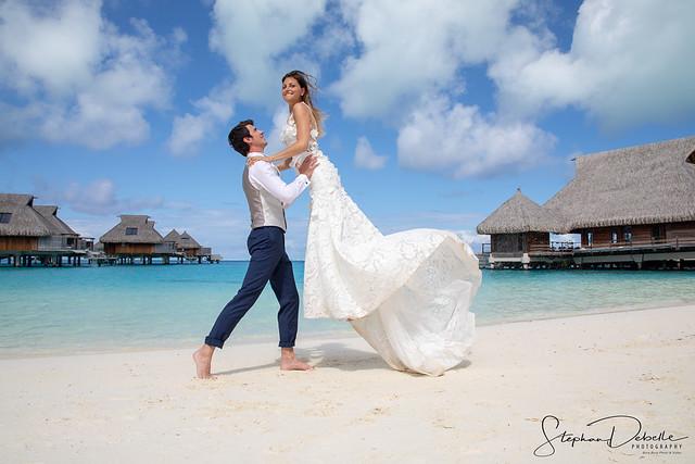 Bora Bora Photographer Stephan & Bonnie | 100% Positive reviews! | Bora Bora Full Day Aquatic Photo Tour | July 9, 2020