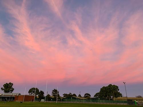 adelaide australia plympton sa southaustralia clouds dawn sky urban