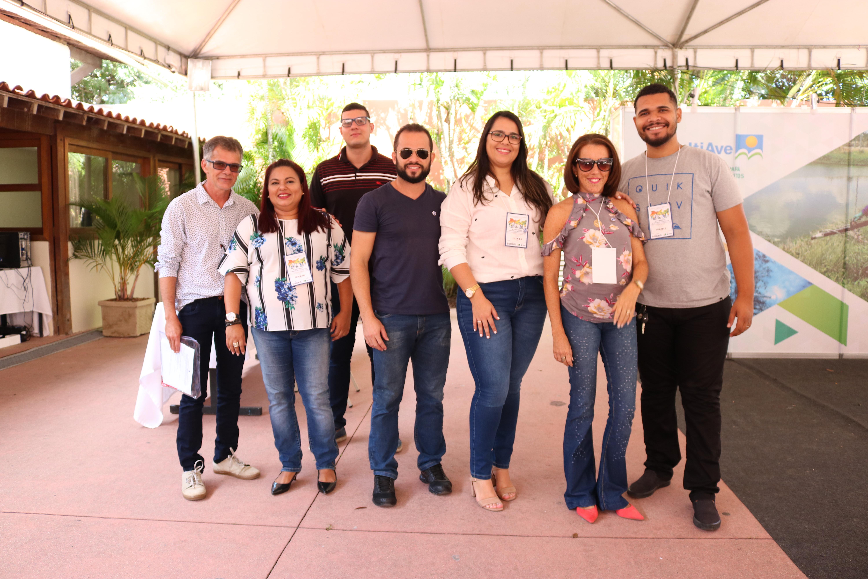Mesa Central - XI Congresso de Secretarias Municipais de Saúde de Pernambuco