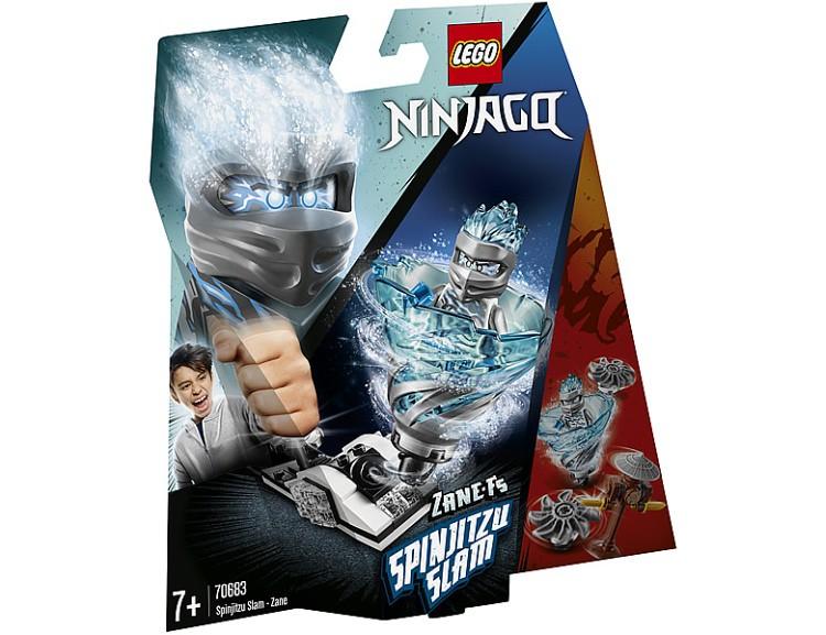 LEGO Ninjago Spinjitzu Slam Zane 70683-01