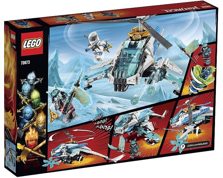 LEGO Ninjago Shuricopter 70673-02
