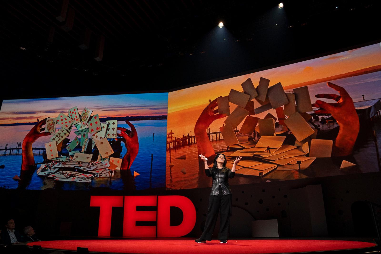 TED2019: Bigger than us | April 15-19, 2019 | Vancouver, BC, Canada