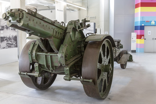 15 cm Autokanone M 15/16 carriage