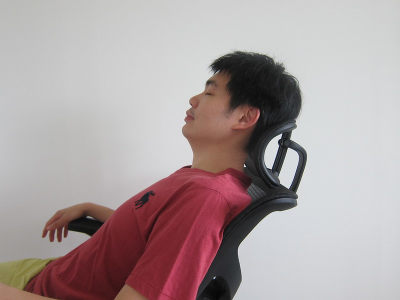 ErgoTune - Seated - Headrest