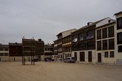 Peñafiel, Plaza del Coso.