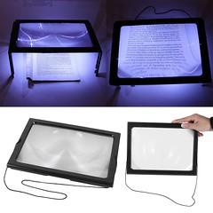 Handsfree LED Leestafel met verlichting aan en om je nek
