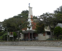 Church of the immaculate conception, Port Dickson, Malaysia.