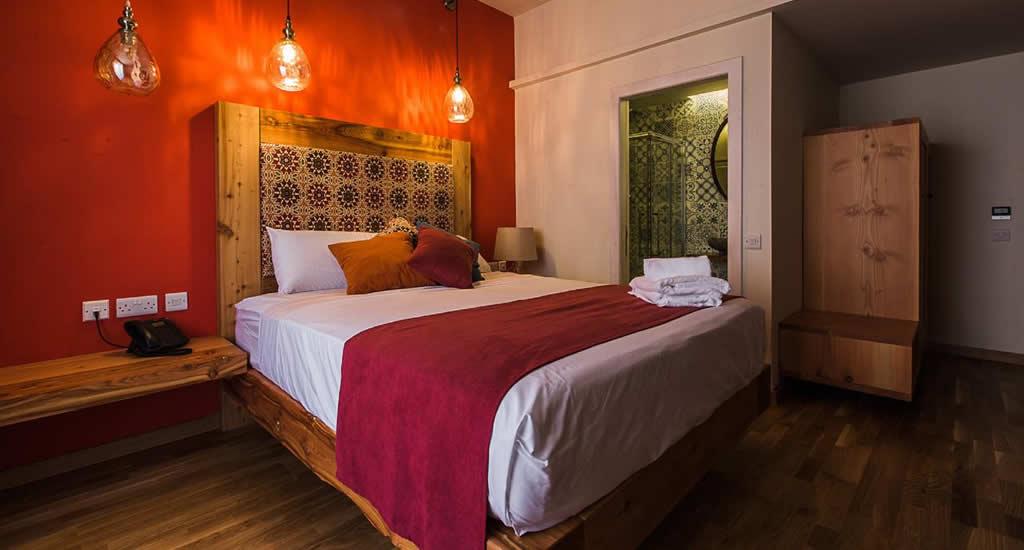 Leuk hotel Gozo: Murella Living, Marsalforn