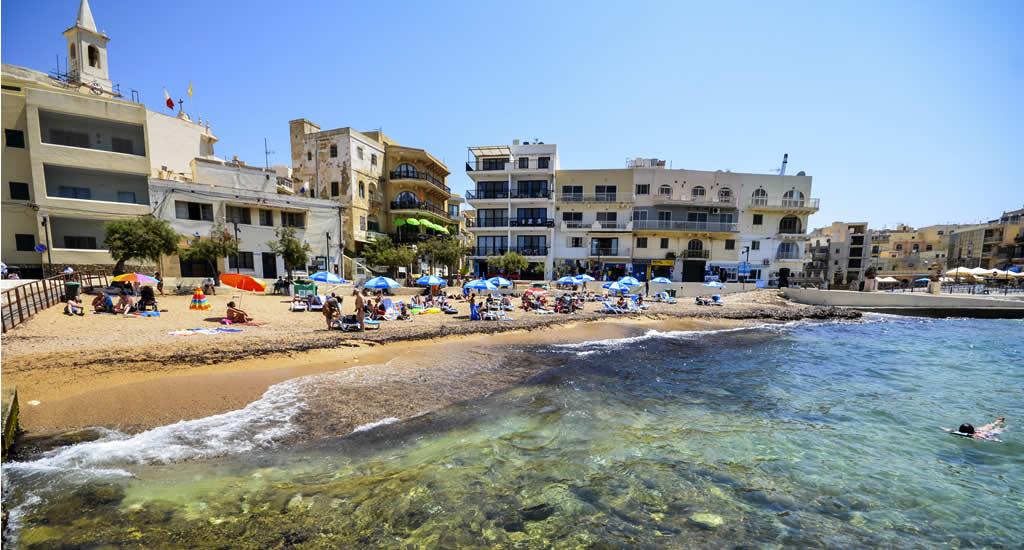 Strandvakantie Gozo: Marsalforn