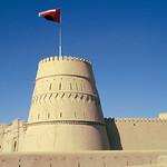 Oman - Buraimi - Al-Hilla Fort