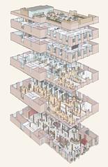 CSI Annex floor plan illustrated