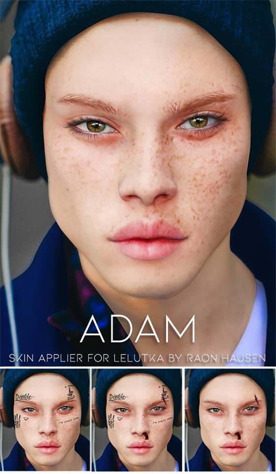 Raon Hausen - Adam @ equal10 - TeleportHub.com Live!
