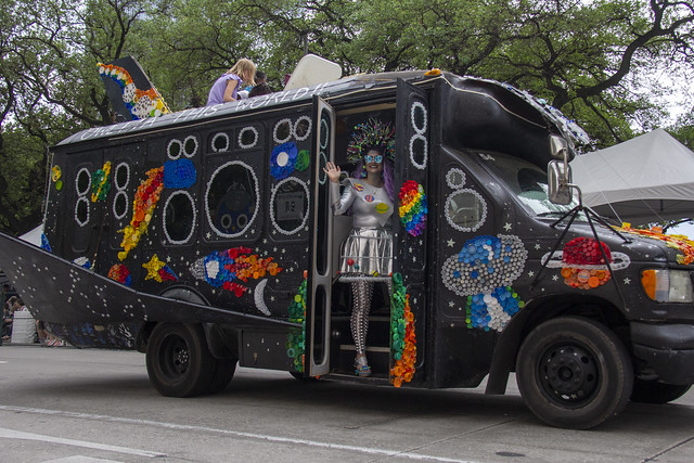 Art Car Parade98