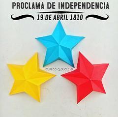 Origami Extra! 05 Pointed Star by Hyo Ahn #おりがみ #日本 #中國 #대한민국 #Uk #Deutsche #Россия #Ελλάς #春 #星 #Origami #Paper #Foldedbyme #Foldoftheday #Instaorigami #Spring #ElParaiso #Apr #19 #2019 #Caracas #Venezuela #chicoquick