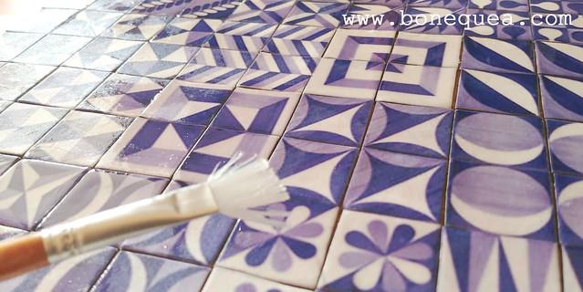 Nuevo proyecto: azulejos.