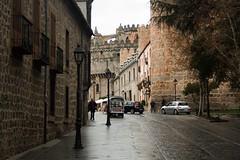 #avila #ávila #murallas #calle #street #españa