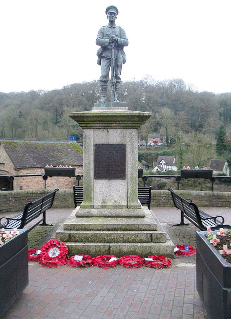 Ironbridge War Memorial