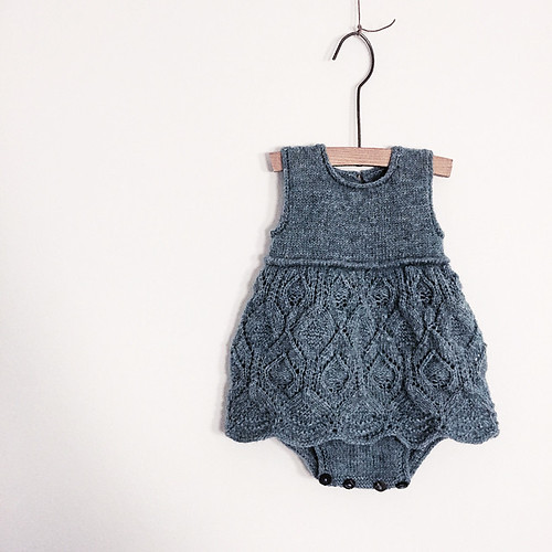 Lace Dress Body by Pernille Larson (Knittingforolive) would make a wonderful gift!