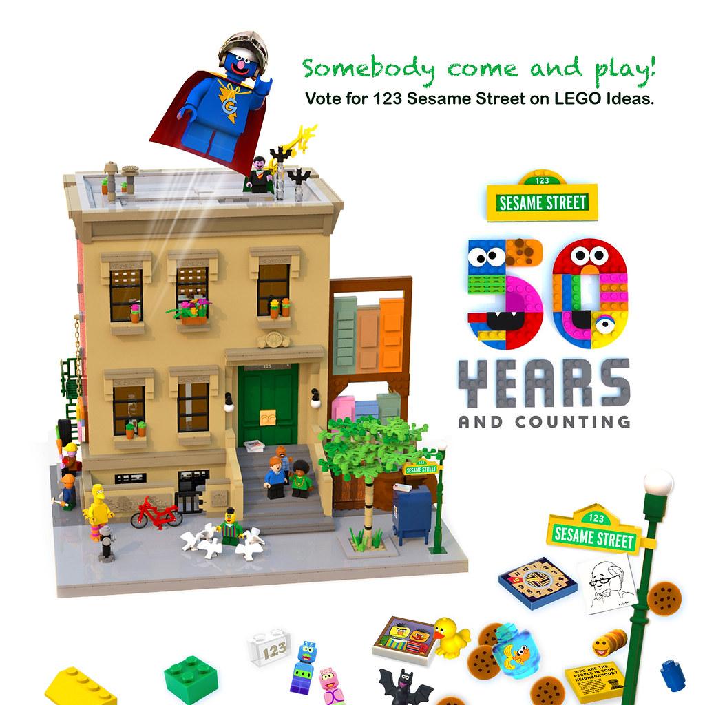 4b686a94e04 Ideas Showcase - 123 Sesame Street