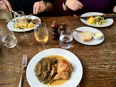 Hereford Road Restaurant, 3 Hereford Road, Bayswater, London W2 4AB