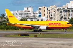 N783AX ABX Air Boeing 767-281(BDSF) cn / ln23016 San Juan Luis Muñoz Marín International, Puerto Rico