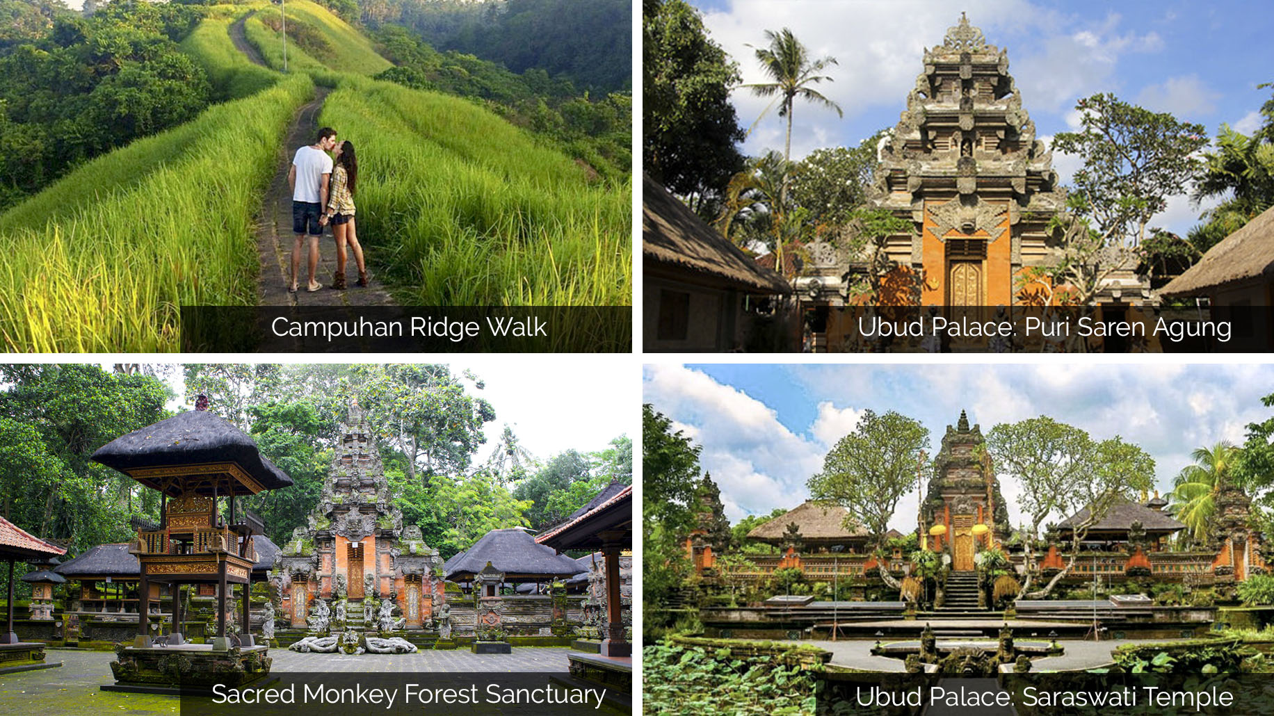 Ubud Center- du lịch Bali ngaylangthang